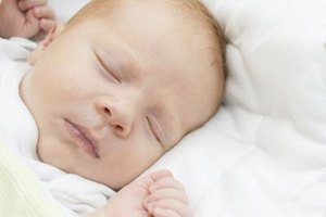 How Much Sleep Does a Four-Month-Old Baby Need?