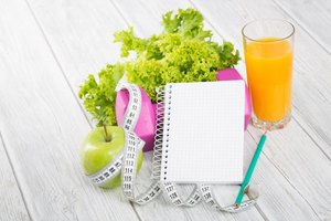 Diet Recording & Activity Sheets