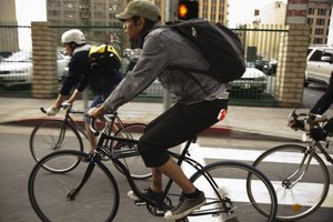 Bicycling Hip Pain