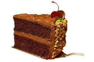 Calories in Chocolate Fudge Cake