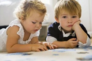 Cognitive Development in 3-Year-Olds