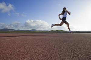 Does Running a Long Distance Burn Muscle?