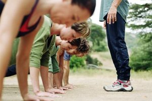 Military Physical Training Workouts