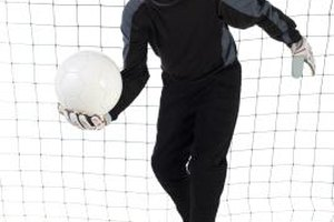 Youth Soccer Goalie Rules