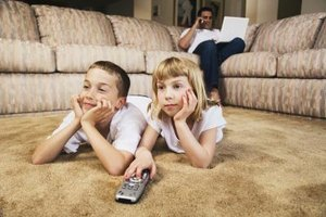 How Watching Violence on TV Affects Kids