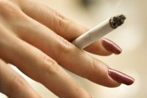 Negative Effects of Cigarette Smoke or Second-Hand Smok…