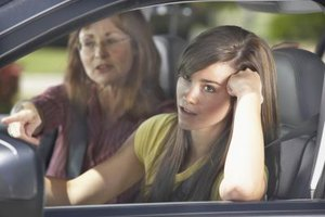 Teen Road Rage Issues