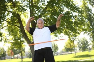How Many Calories Does Hula-Hooping Burn?