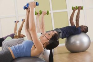 Ideas for Group Strength Training Exercises