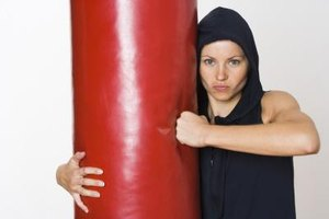 Substitutes for Heavy Punching Bags