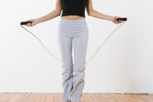 How to Jump Rope to Exercise Love Handles