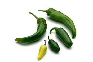 Jalapeno Peppers for High Blood Pressure