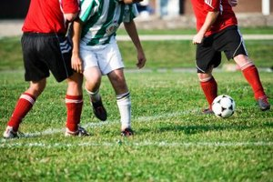 How to Build Stamina for Soccer