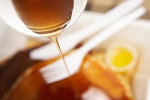 Nutrition of Pure Maple Syrup vs. Honey
