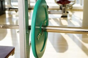 How Much Do Weight-Bench Bars Weigh?