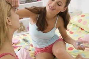 Sleepover Activities for Teen Girls
