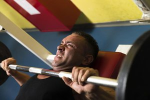 Bench Pressing Causing Shoulder Pain
