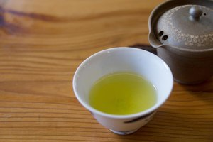 Green Tea Fast Diet