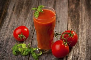 Tomato Juice for Weight Loss