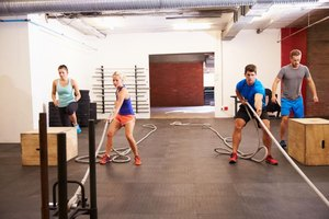 High Intensity Circuit Training Workouts