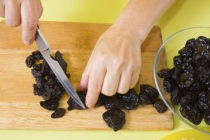 Glycemic Index of Prunes
