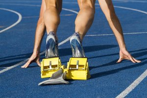 What Size Spikes Are for Sprinting?