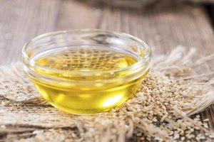 Sesame Oil Vs. Vegetable Oil