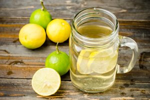 Lemon Juice & Hot Water for Weight Loss