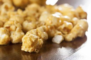 How Many Calories Are in Caramel Popcorn?