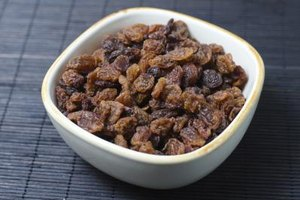 Are Raisins High in Iron?