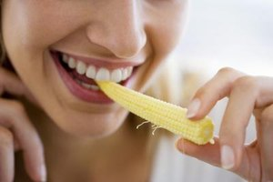 How Many Calories Does an Ear of Corn Have?