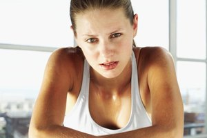 What Causes Throwing Up From Exercising?