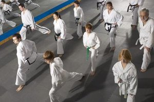 How Long to Get a Black Belt in Tae Kwon Do?