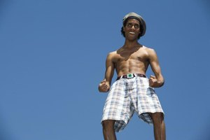 How to Gain Weight & Muscle for Skinny Men