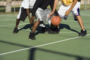 Can You Lose Weight by Playing Basketball?