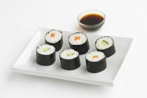 Is Eating Sushi Healthy?