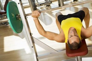 Chest Press Vs. Bench Press