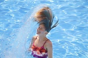Hair Care Tips for After Swimming