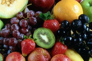 List of Non-Starchy Fruits