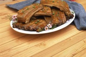 How to Cook Ribs in a Conventional Oven to Taste As Goo…
