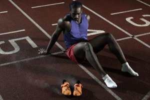 How to Train for the 300 Meter