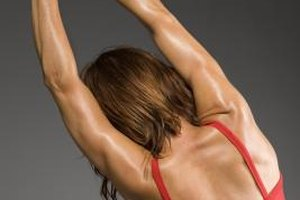 How to Work Your Upper Back to Increase Definition