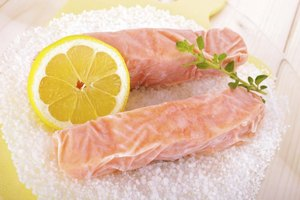 Are Frozen Salmon Fillets Healthy?