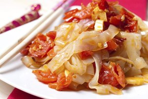 Shirataki Noodles and Nutrition