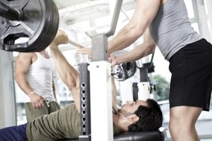 How Many Sets & Reps Build Big Muscles?