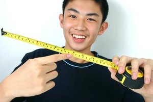Growth Charts for Determining Normal Teen Weight