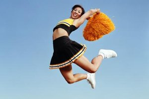 What Makes a Good Cheerleading Flyer?