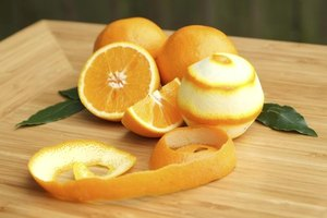 How to Grate Orange Rinds