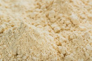 Soy Protein Powder Nutritional Facts