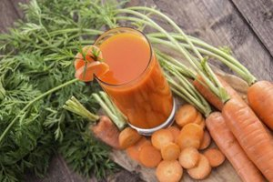Carrot Juice Nutrition Information